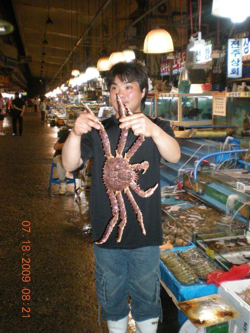 Ilsan Art Gallery-Noryangjin Fish Market 121